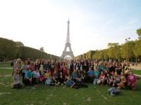 Poznávací zájezd studentů CMG do Paříže