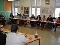 Zasedání rady spolku